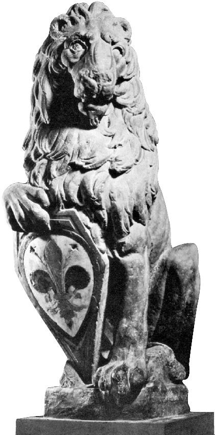 Donatello: Marzocco