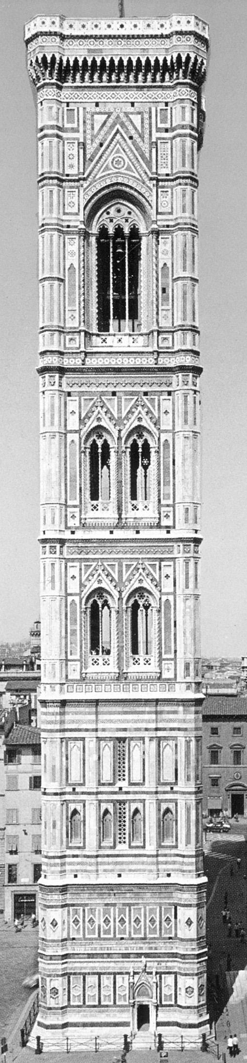 Giotto Campaniléje