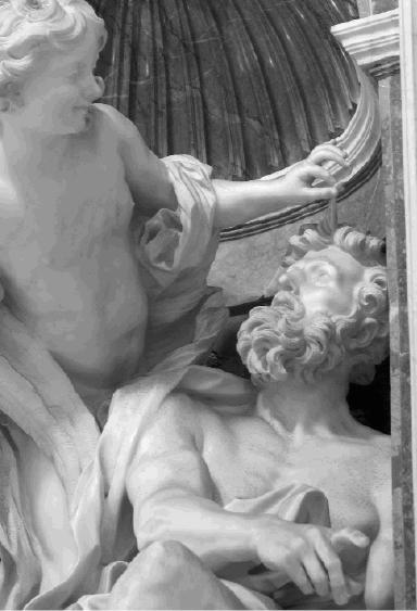 Bernini: Habakuk (alias Rátkay)