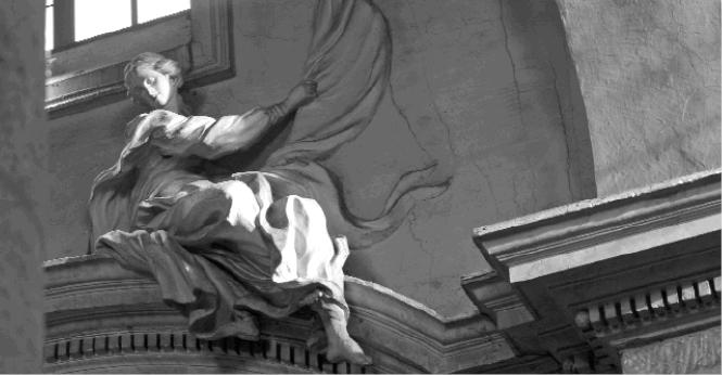 A Bernini műhely híres nőalakjaiból