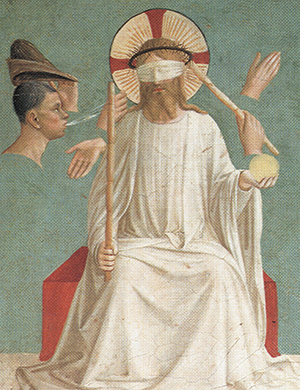 Fra Angelico freskója a San Marco Kolostorból