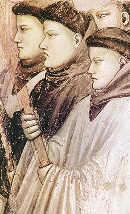 """Giotto """"Zászlótartója"""""""