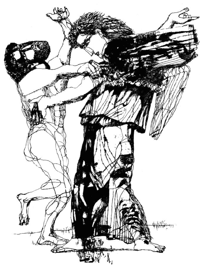Szalay Lajos rajza